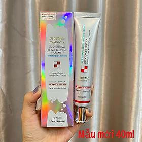 Kem Giảm Thâm Nám Và Tàn Nhang Melasma-X 3D Whitening Clinic Cream