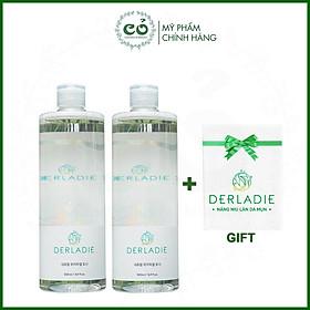 Nước hoa hồng Derladie Natural Toner