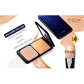 Kem Nền Dạng Nén Siêu Mịn F.O.X SPF27★★ Pro-Moisture Cream Compact 12g-4