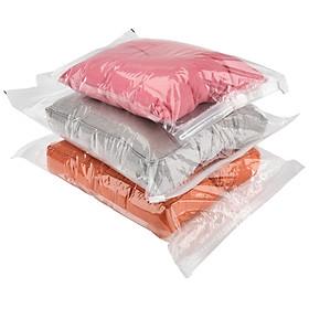 Bộ 3 túi hút chân không JYSK Sune nhựa trong 1x40x60cm/2x50x70cm