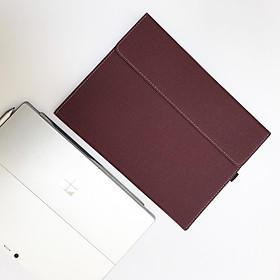 Bao da ốp lưng cao cấp bảo vệ cho Surface Pro X