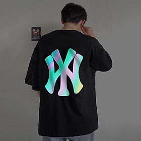 Áo thun Stee Phản quang 7 màu N.Y. Unisex Trumunisex Phillipstore aothununisex