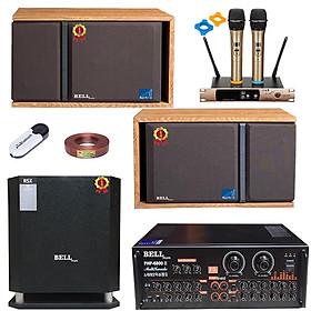 Bộ dàn karaoke gia đình TKF - SH300G BellPlus (hàng chính hãng)