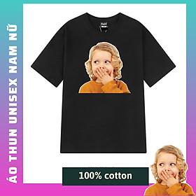 Áo thun UNISEX nam nữ ️[ SHOP ÁO ĐÔI STORE️ ] có thể mua cặp mặc thành áo đôi bạn thân, áo cặp nam nữ, áo nhóm - chất thun cotton 100% cao cấp – hình chụp thật !