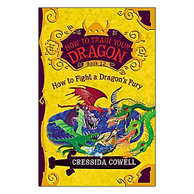 How to Train Your Dragon: How to Fight a Dragon's Fury (Book 12) - Hardback