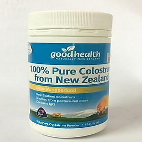 Sữa non Goodhealth 100% từ New Zealand - Tăng cường hệ miễn dịch cho bé