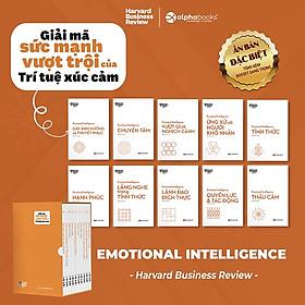 HBR Trí Tuệ Xúc Cảm: HBR Emotional Intelligence (Bộ 10 Cuốn)