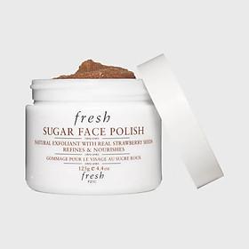 Mặt nạ tẩy Da chết đường đen Fresh Sugar Face Polish