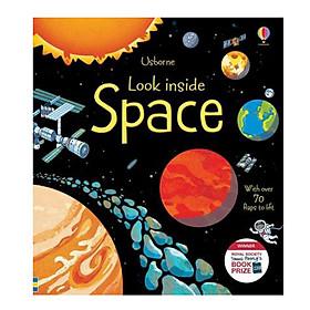 Usborne Look inside Space