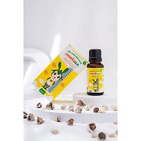 Dầu chùm ngây Sachi Moringa 20ml - Bổ sung Vitamin D3 và K2, tăng chiều cao, chống còi xương (Bột ăn dặm cho bé)