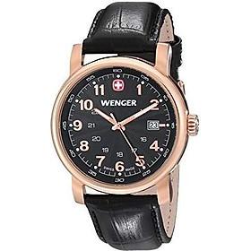 Wenger Women's 01.1021.109 Urban Classic 3H Analog Display Swiss Quartz Watch