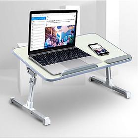 Bàn học laptop , đọc sách  gấp gọn 180 độ A6