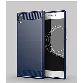 Ốp lưng chống sốc dành cho Sony Xperia XA1 Plus Silicon hàng chính hãng Rugged Shield cao cấp - Hàng Nhập Khẩu