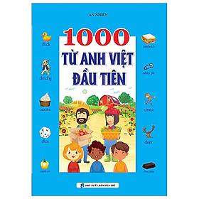 [Download sách] 1000 Từ Anh Việt Đầu Tiên