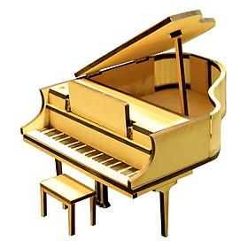 Mô Hình Piano Gỗ CONOMI Souvenirs