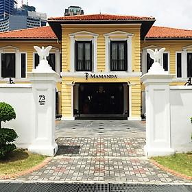 Hình đại diện sản phẩm Vé Tham Quan Trung Tâm Di Sản Mã Lai Ở Singapore