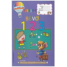 Tủ Sách Bé Chuẩn Bị Vào Lớp 1 - Bé Với 1 2 3