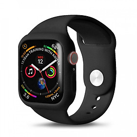Dây Đeo Silicone Cho Apple Watch Series 4 (40/44mm)