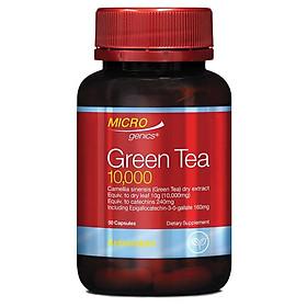 Microgenics Green Tea 10000 50 Capsules