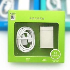 Cáp sạc nhanh và truyền dữ liệu OPPO M102 đầu sạc đầu sạc Micro USB, tương thích hầu hết các sản phẩm có cổng Micro USB (Android Samsung / Oppo / Xiaomi / Vsmart / Realme…), 1m, Dây PVC cao cấp chống cháy – Hàng Chính Hãng