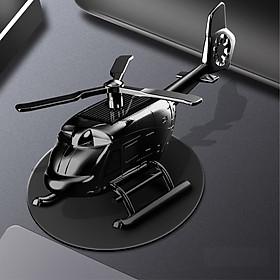 Sáp thơm xe hơi chạy bằng năng lượng mặt trời mô hình trực thăng