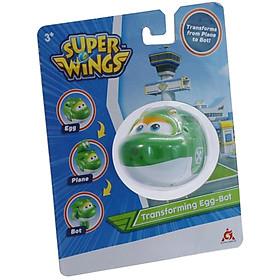 Đồ Chơi Trứng Biến Hình Robot Mira Rái Cá YW720558