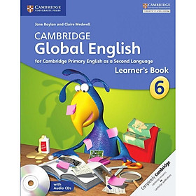 Cambridge Global English Stage 6: Teacher Resource Book with Digital Classroom
