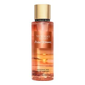 Nước Hoa Toàn Thân Victoria's Secret Fragance Mist Amber Romance 250ml
