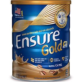 Sữa Bột Abbott Ensure Gold Coffee (HMB) 850g
