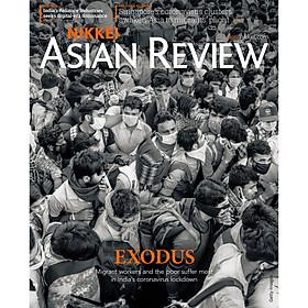 Nikkei Asian Review:  Exodus - 24.20, tạp chí kinh tế nước ngoài, nhập khẩu từ Singapore