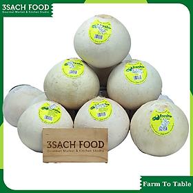 [Chỉ Giao HCM] - Dừa tươi tiện lợi Safe Fruits - 1 Trái  - Vị Ngọt, Thanh mát, Hội Tụ Tinh Hoa Đất Trời