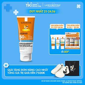 Kem Chống Nắng Dạng Sữa Cho Trẻ Em La Roche-Posay Anthelios Dermo Kid SPF 50+ UVB & UVA (100ml)