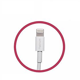 Hình đại diện sản phẩm Cáp Sạc cao cấp bền bỉ dành cho iphone, ipad Vikopa Platinum -Hàng Chính Hãng