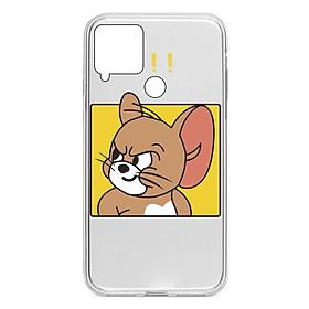Ốp lưng Vina Case dành cho Realme C15 Tom And Jerry in silicone dẻo trong(sản phẩm có 8 mẫu)-Hàng Chính Hãng