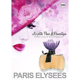 Nước Hoa Nữ Paris Elysees La Petite Fleur Romantique (100ml)
