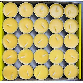 Nến Bơ 100 viên không mùi không khói đảm bảo nến bơ sạch 100%
