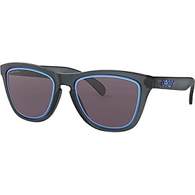 Oakley Men's Holbrook (a) 0OO9244 Non-polarized Iridium Rectangular Sunglasses, MATTE ROOTBEER, 56 mm