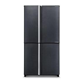 Tủ lạnh Sharp Inverter 572 lít 4 cửa SJ-FX640V-SL Model 2021 - Hàng chính hãng (chỉ giao HCM)