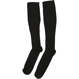 Women's Outdoor Anti-Fatigue Knee High Stockings Compression Support Sport Socks