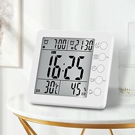 Đồng hồ đo nhiệt độ độ ẩm T10 ( Cảm biến nhạy , Siêu chính xác )