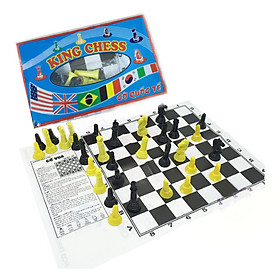 Cờ Vua Quốc tế King chess loại giấy