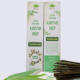 Nhang sạch Mộc An - 100% thảo mộc tự nhiên - 40cm