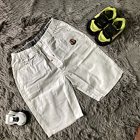 quần short cho bé trai 25-40 ký ( chất kaki lênin)