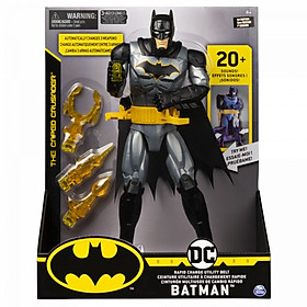 Người Dơi Batman 12inch và trang bị vũ khí SPIN MASTER 6055944