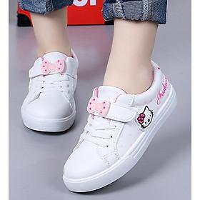 giầy thể thao bé gái êm chân phong cách học xinh - SS05