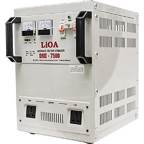 Ổn áp lioa 7.5kva dải 50v ~ 250v DRII - 7500II dây đồng 100%