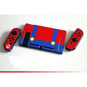 Case ốp máy Nintendo Switch mẫu Mario 2