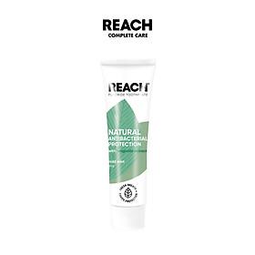 Kem đánh răng kháng khuẩn Reach Flouride Mild Mint 120g, bảo vệ men răng mang lại hơi thở thơm mát - Hương Dịu Nhẹ