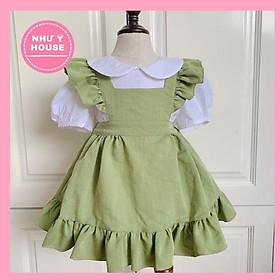 Váy cho Bé gái( sét rời 2 chi tiết)  NHƯ Ý HOUSE's-Đầm trẻ em THIẾT KẾ cho bé từ 0 - 8 tuổi