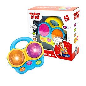 TOONY KIDS - TAY CẦM ÂM NHẠC 2 - MINI DRUMMER